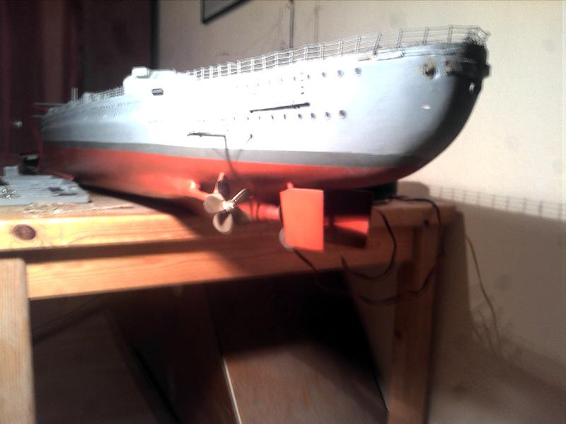 Scharnhorst 1943 - Fund von 1978 in 1:100 13112019