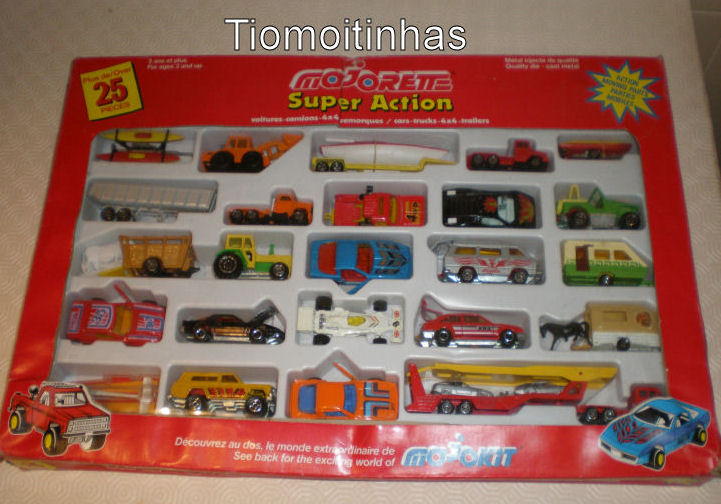 N°925 SUPER ACTION - 25 Pieces P4250410