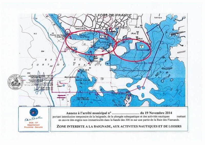 Attention : Arrêté du 19 Novembre d'interdiction de baignade (donc de ridder) dans la baie - Abrogé Plan_i10