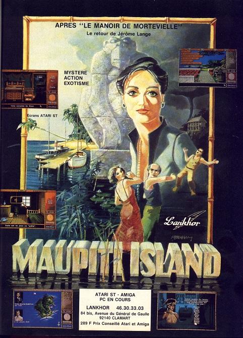 Maupiti Island [Lankhor] 1990 Maupit11