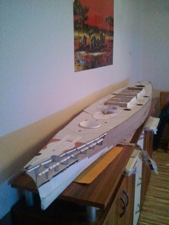 Langzeitprojekt Bismarck 1:100 - Seite 4 229a4910