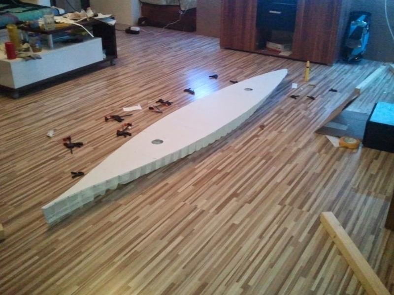 Langzeitprojekt Bismarck 1:100 99cdd610