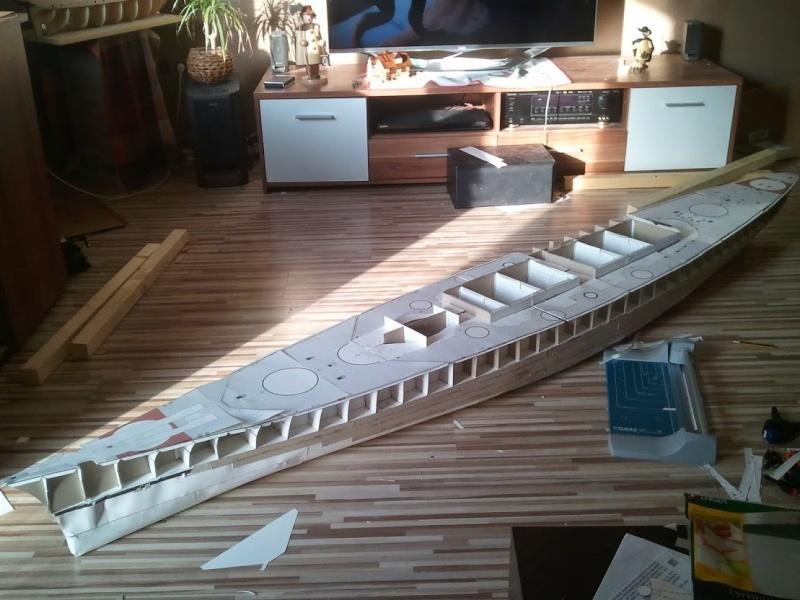 Langzeitprojekt Bismarck 1:100 - Seite 3 Ba76dd10