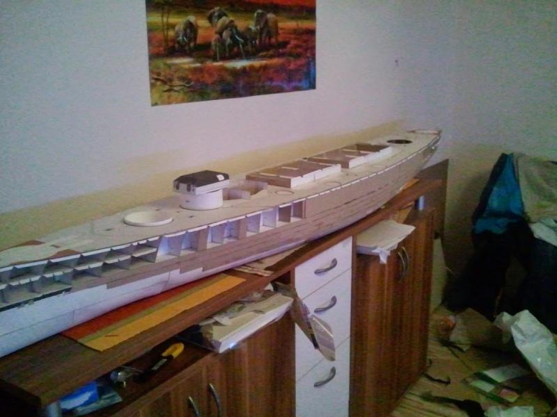 Langzeitprojekt Bismarck 1:100 - Seite 4 E5b41310