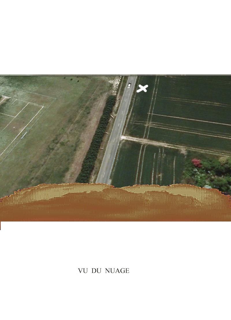 1996: le 24/10 à 1 heure 30 - lumière étrange  dans un nuageLumière étrange dans le ciel  -  Ovnis à Gironville - Seine-et-Marne (dép.77) Recons17