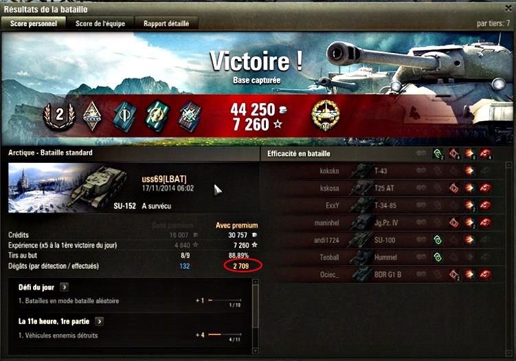 Record à battre SU-152 ( Uss69 ) 2709 Image121