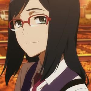 """[Ano hi mita no hana bokutachi] Chiriko """"Tsuruko"""" Tsurumi 111"""