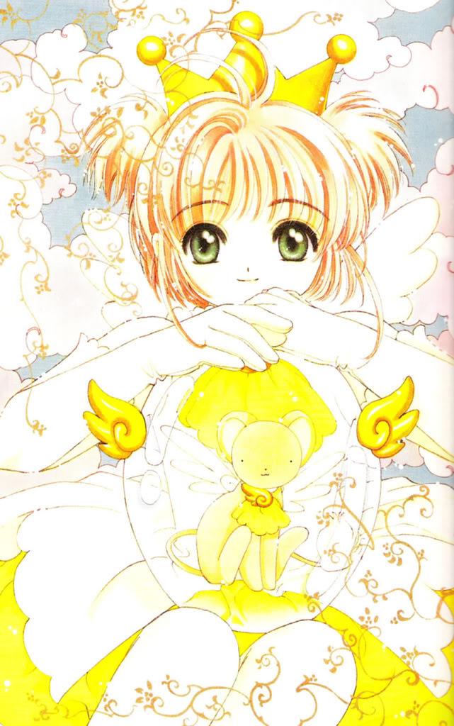 [Card Captor Sakura] Sakura Kinomoto  135