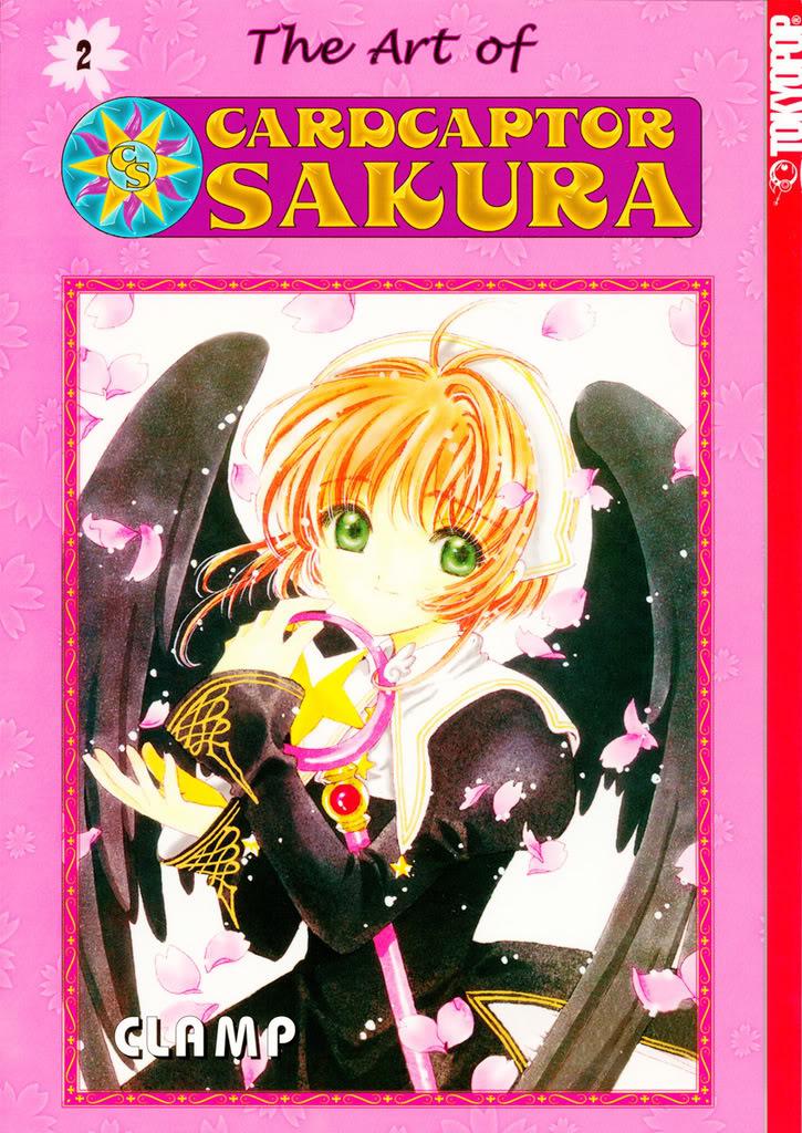 [Artbook] Card Captor Sakura Illustration Collection 2 ( The Art of Card Captor Sakura ) 141