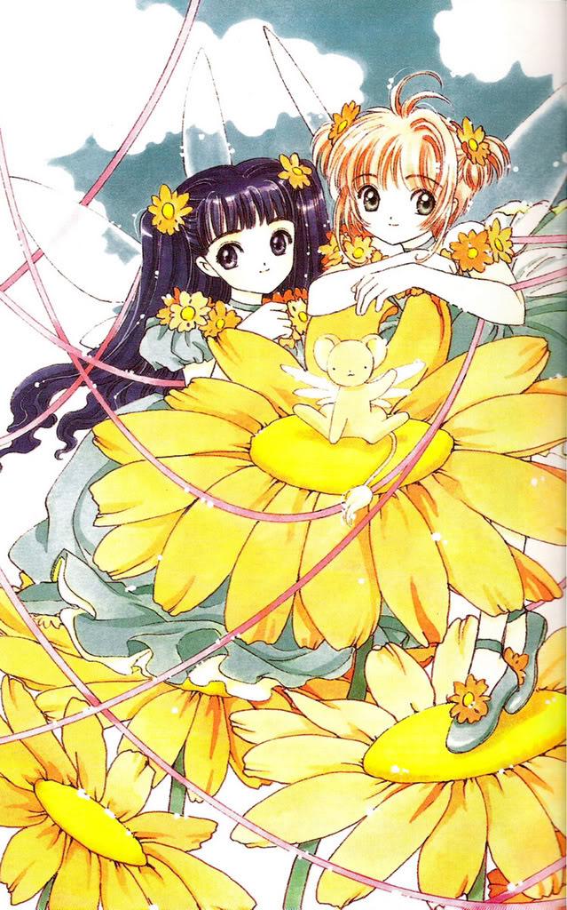 [Artbook] Card Captor Sakura Illustration Collection 2 ( The Art of Card Captor Sakura ) 142