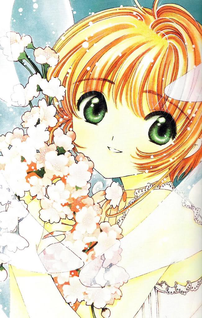 [Artbook] Card Captor Sakura Illustration Collection 2 ( The Art of Card Captor Sakura ) 232