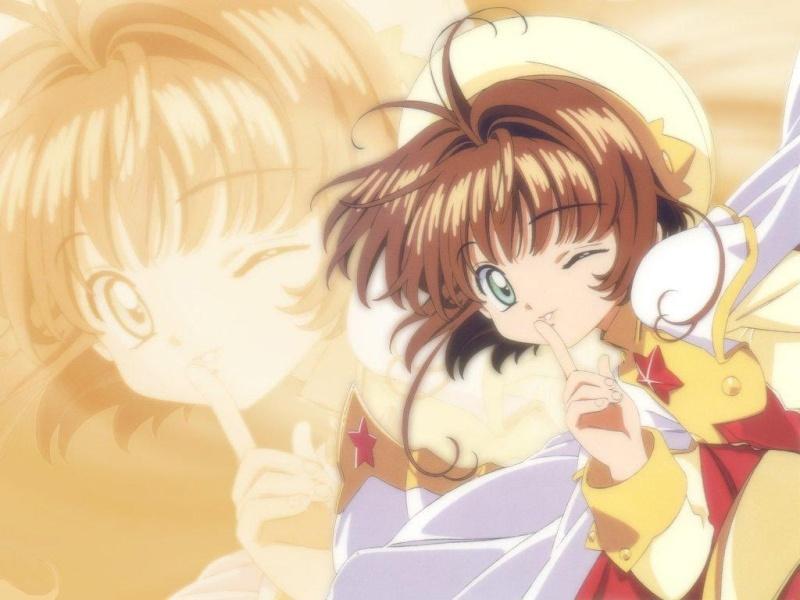 [Card Captor Sakura] Sakura Kinomoto  320