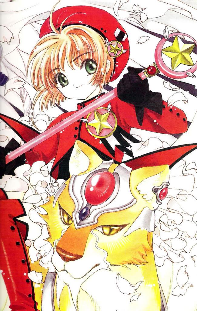 [Artbook] Card Captor Sakura Illustration Collection 2 ( The Art of Card Captor Sakura ) 423