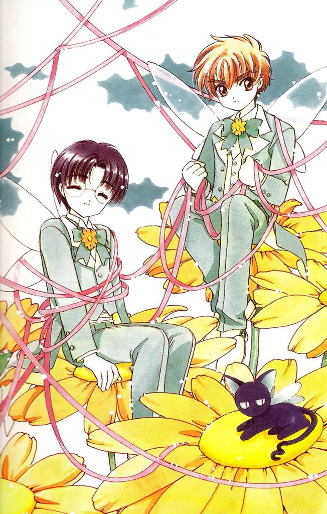 [Artbook] Card Captor Sakura Illustration Collection 2 ( The Art of Card Captor Sakura ) 519
