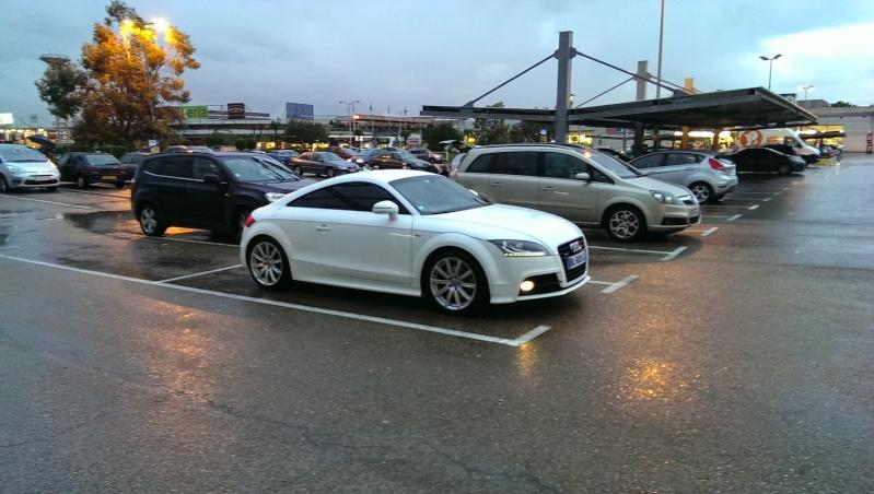 Audi TT 2.0 litres TFSI Quattro Blanc Ibis S line Imag1311