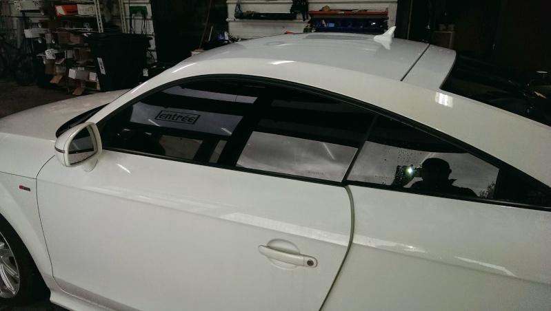 Audi TT 2.0 litres TFSI Quattro Blanc Ibis S line Img-2010