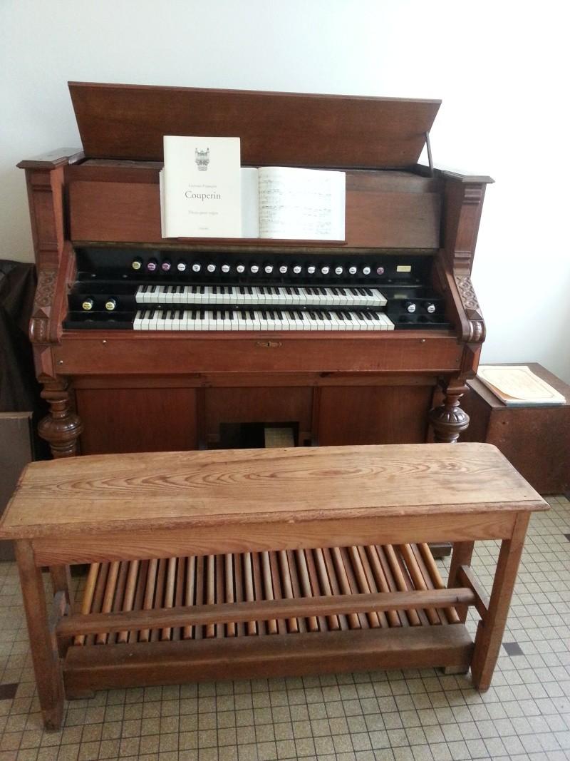 Mélodian 2 clavier pédalier 2014-110
