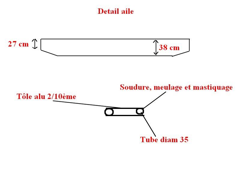 PORTIQUE - Un exemple de portique en alu sur Océanis 430 Dytail10