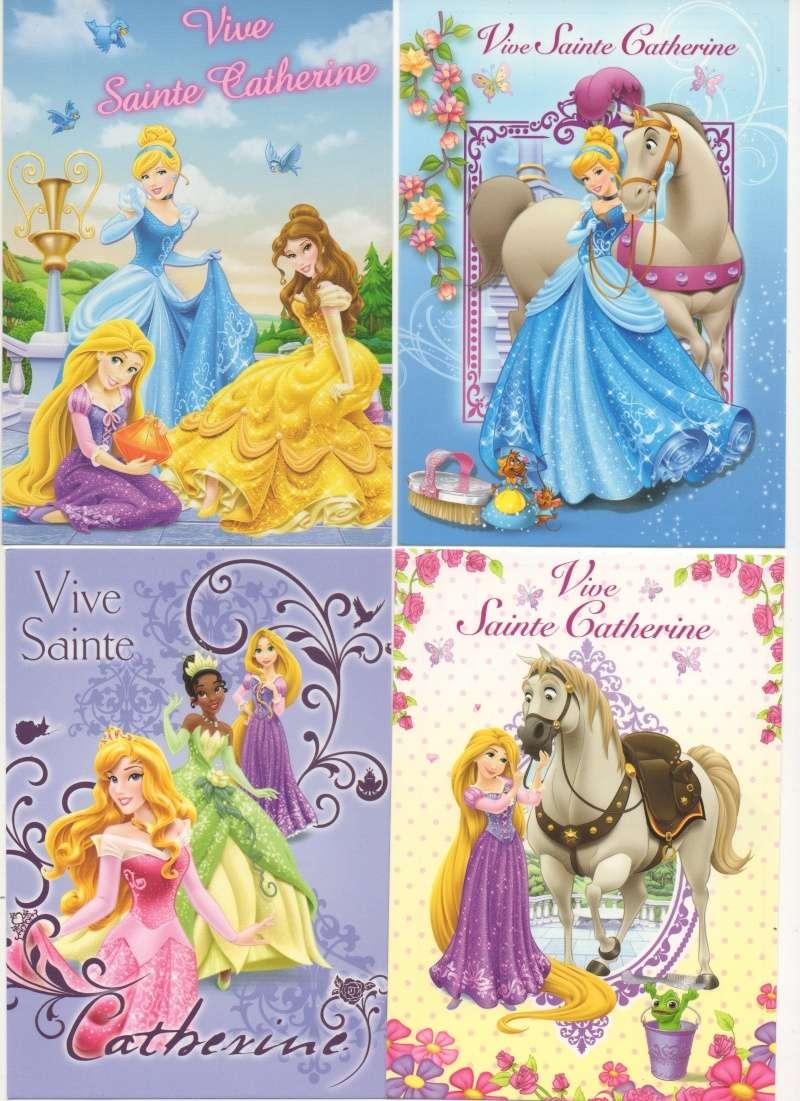 Les cartes postales Disney - Page 14 Cartes13