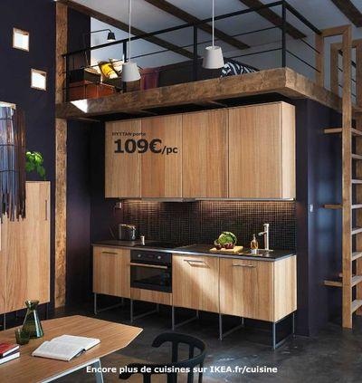 salon sixties sur cuisine ouverte Pour-s10