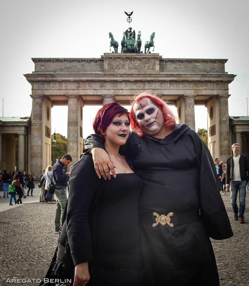 Archiv  Berliner Gothic-Treffen/Fotos, Presseberichte & Beiträge Aa10