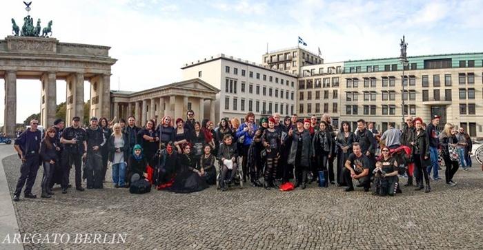 Archiv  Berliner Gothic-Treffen/Fotos, Presseberichte & Beiträge Aregat11