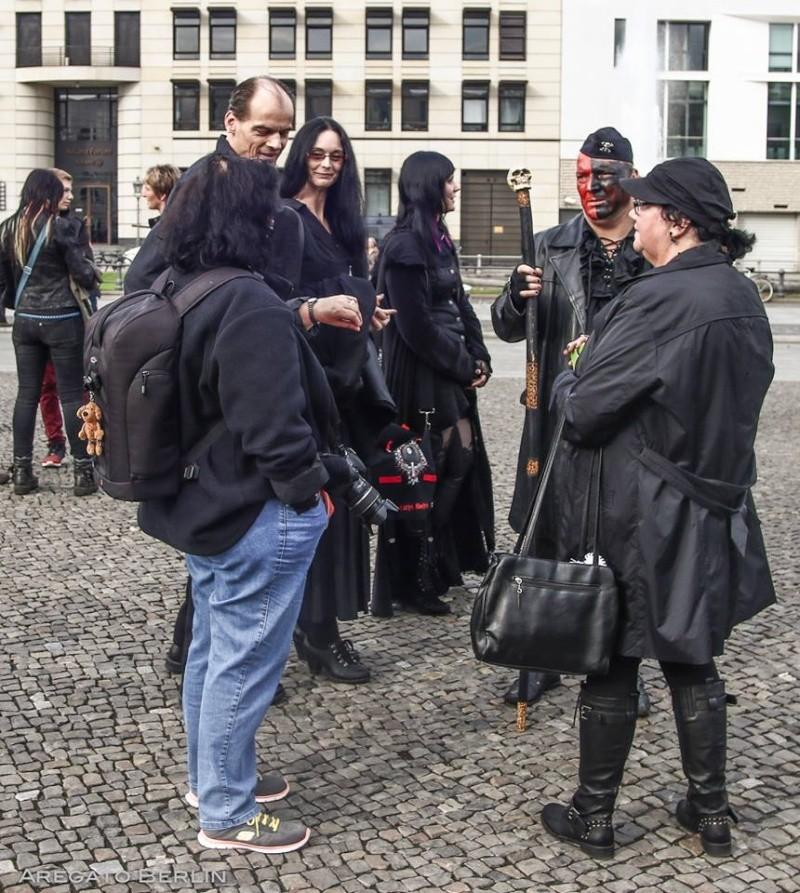 Archiv  Berliner Gothic-Treffen/Fotos, Presseberichte & Beiträge As10