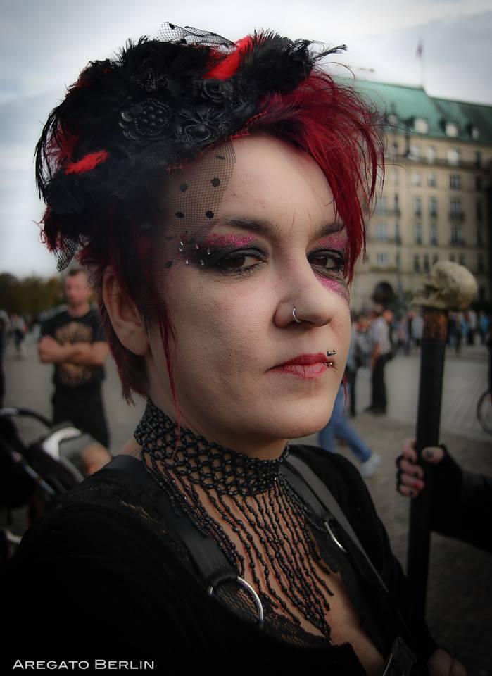 Archiv  Berliner Gothic-Treffen/Fotos, Presseberichte & Beiträge Sr10
