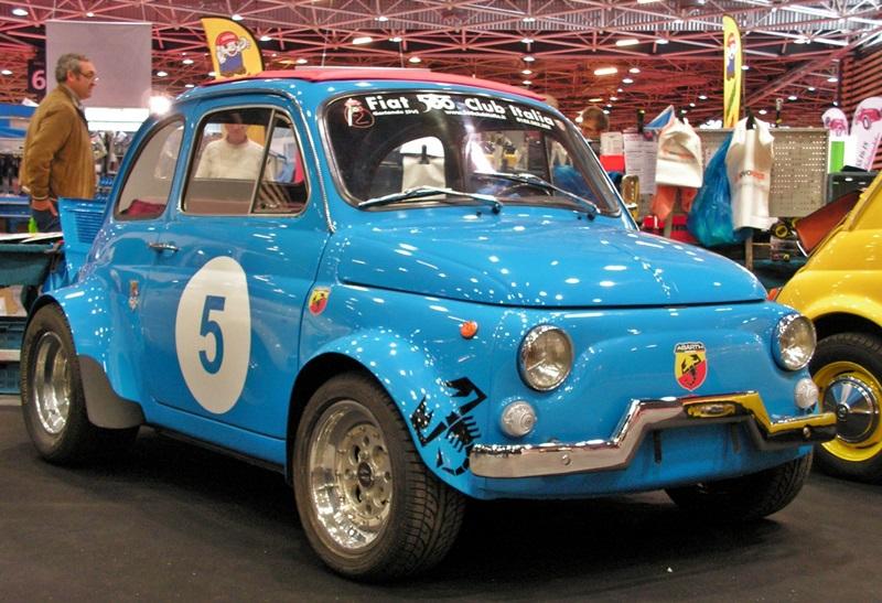 [69][7-8-9/11/2014] Epoqu'Auto Lyon - Page 5 Fiat_510