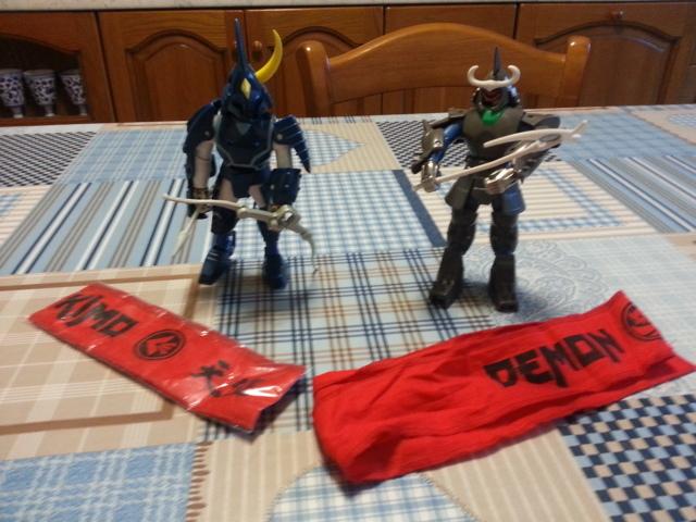 DEMON & KIMO I 5 SAMURAI 20141121