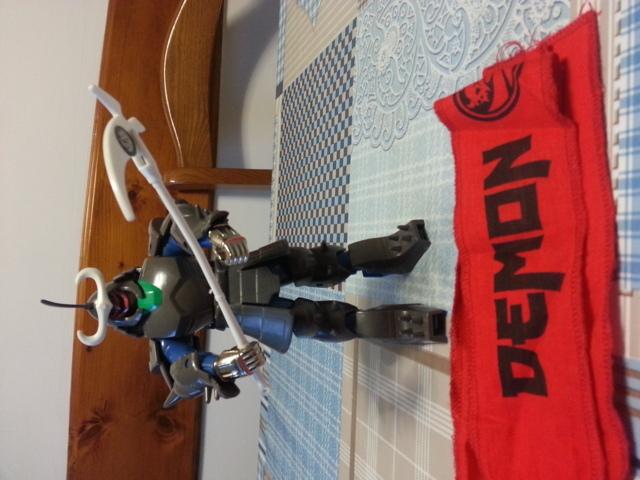 DEMON & KIMO I 5 SAMURAI 20141122