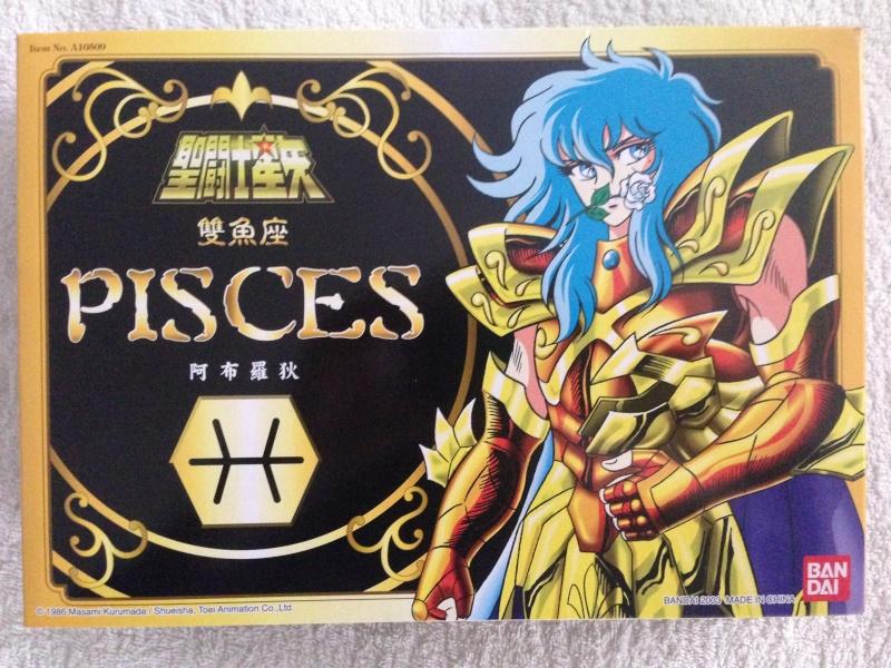 Cavalieri Dello Zodiaco Saint Seiya - Pesci Img_3133