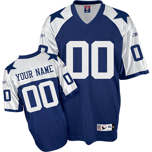 Custom Jersey - MLB, NBA, NCAA, NFL, NHL Nfl_cu11