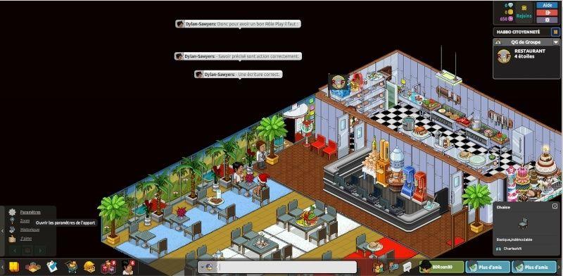 [R.F] Rapport Restaurant RP. Format11