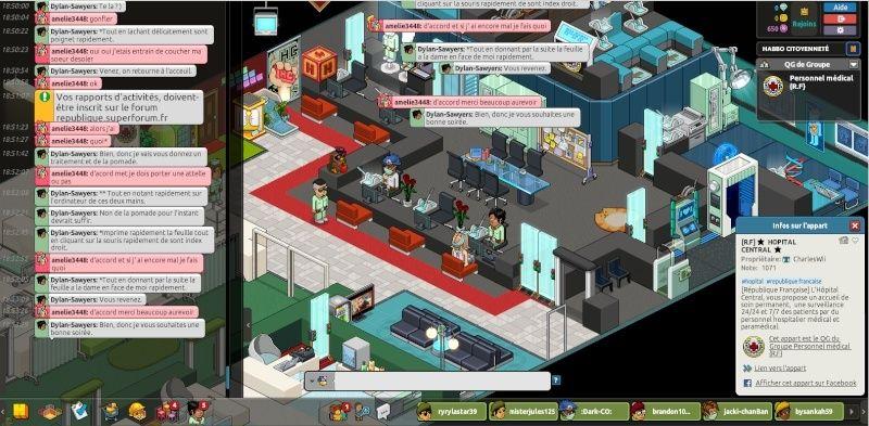 [R.F] Rapport Restaurant RP. Rappor13