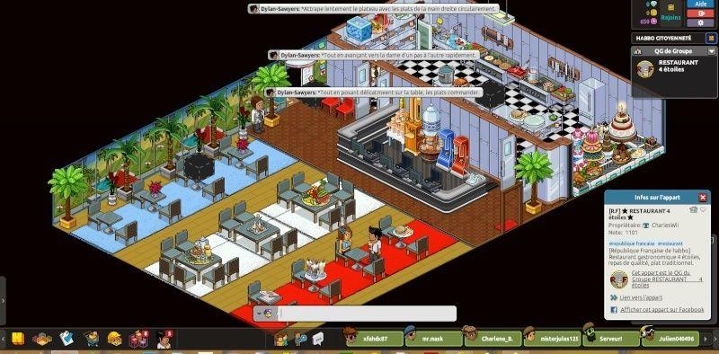 [R.F] Rapport Restaurant RP. Rappor16