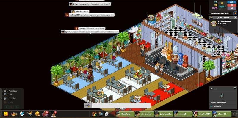 [R.F] Rapport Restaurant RP. Rappor21