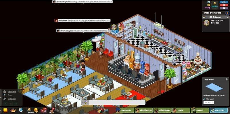 [R.F] Rapport Restaurant RP. Rappor25