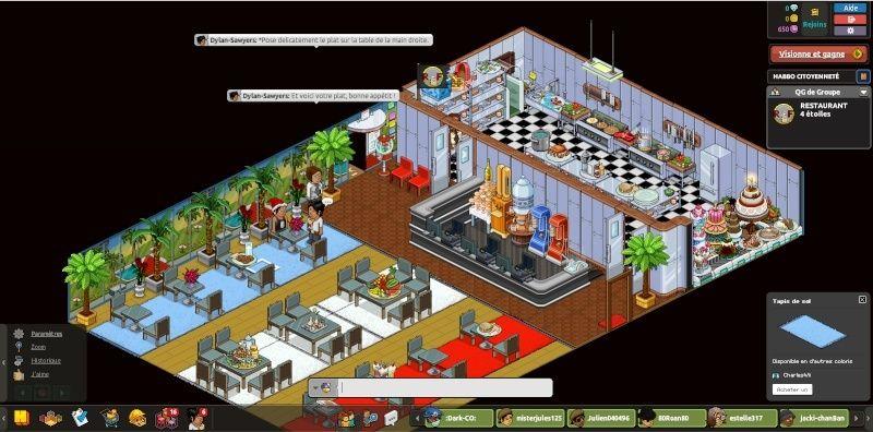 [R.F] Rapport Restaurant RP. Rappor28