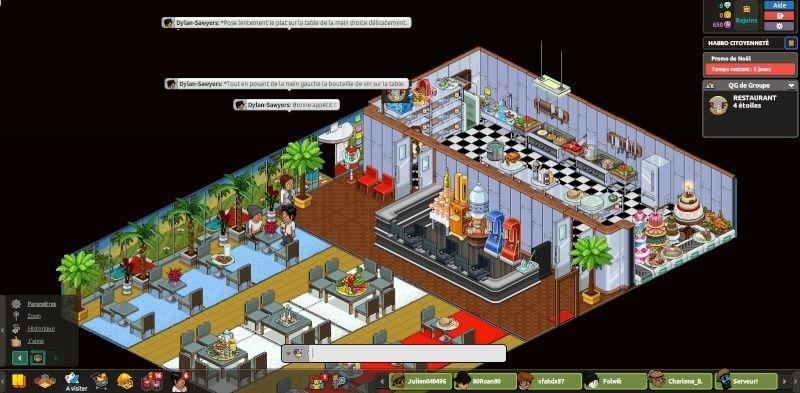 [R.F] Rapport Restaurant RP. Rappor29