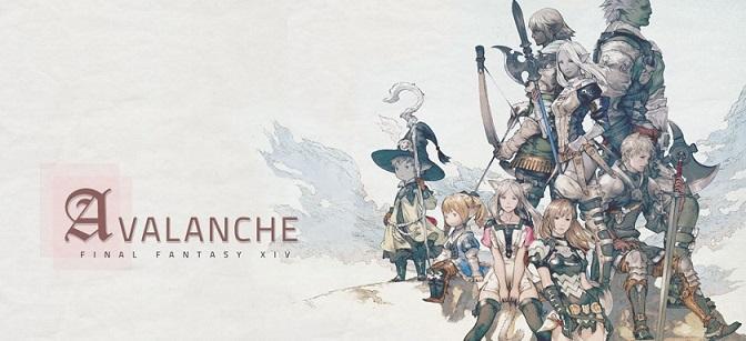 Avalanche-FFXIV
