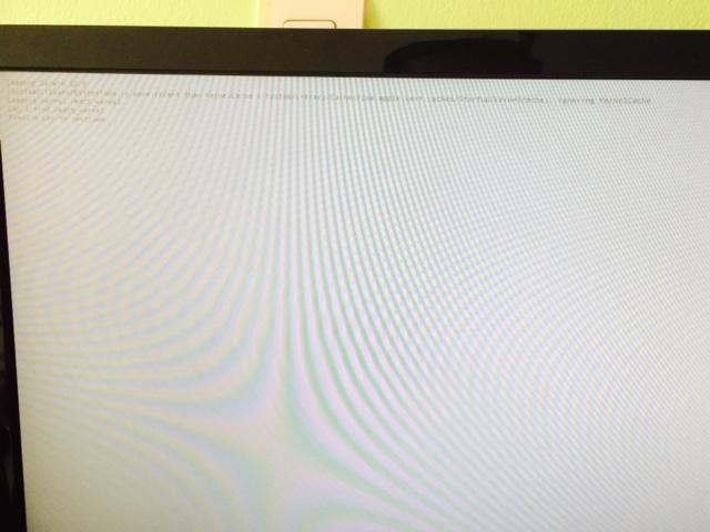 probleme kernel panic sur mavericks Kernel10