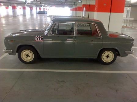 [Vendo-Udine ] Lancia Fulvia 2c 1965 Fianca12