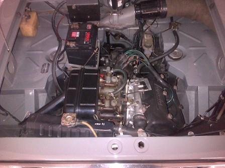 [Vendo-Udine ] Lancia Fulvia 2c 1965 Motore10
