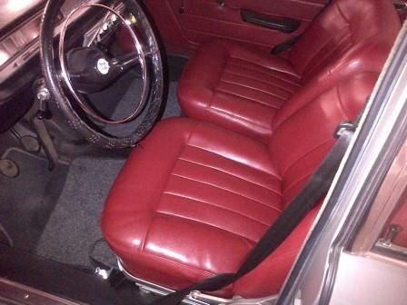 [Vendo-Udine ] Lancia Fulvia 2c 1965 Sedili10