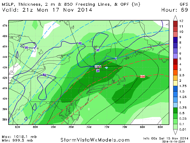 November 17th Storm Threat - Page 2 Gfs_ms12