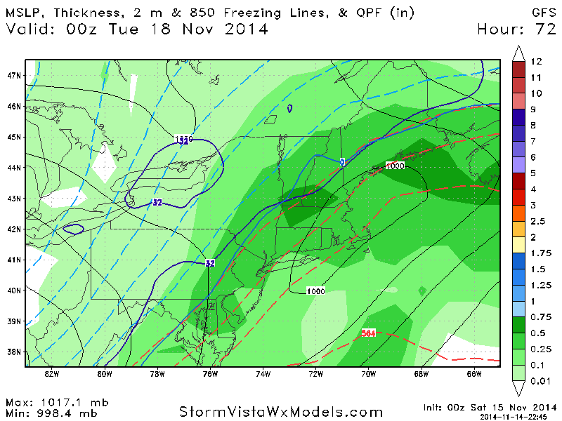 November 17th Storm Threat - Page 2 Gfs_ms13