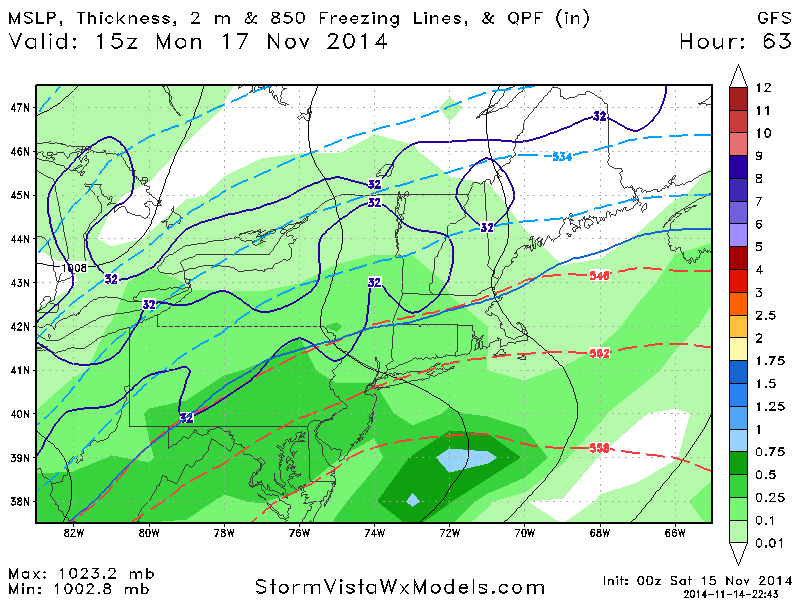 November 17th Storm Threat - Page 2 Gfs_ms16