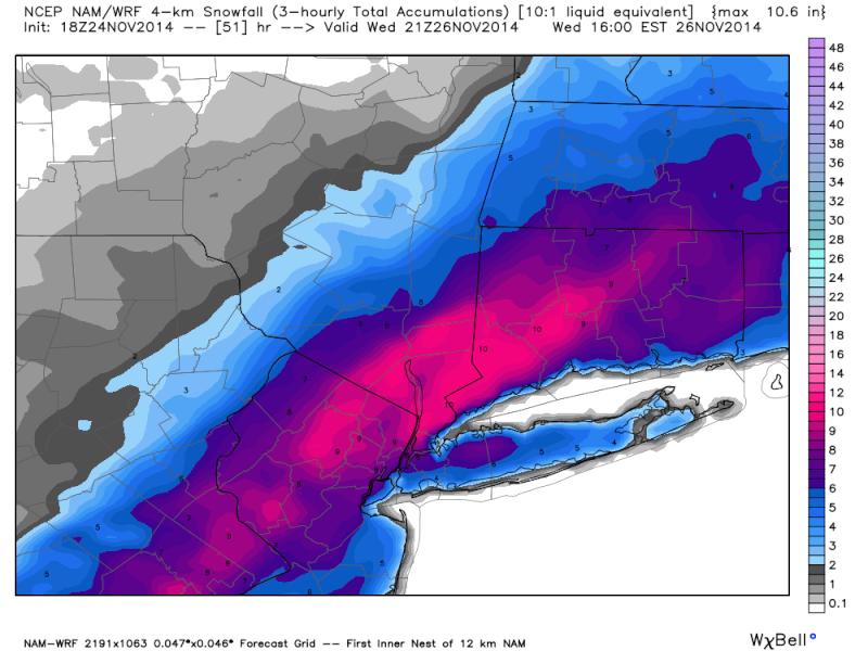 11/26 Coastal Storm Part 2: Forecast & Snow Map Hires_14