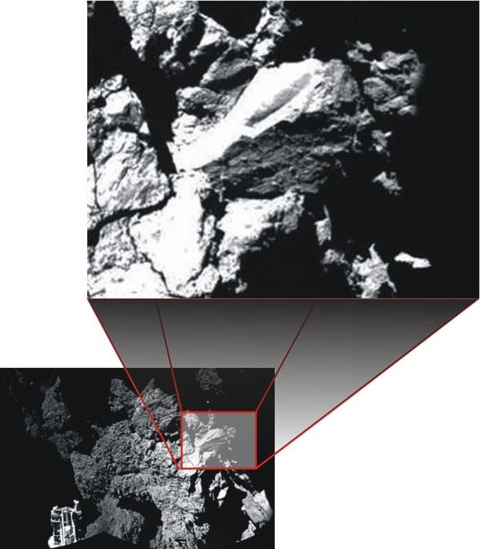 Philae: atterrissage et mission (partie 2) - Page 2 Caillo10